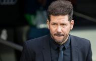 'Bàng hoàng' vì mất Partey, Simeone tìm đến 'bom xịt' của Inter Milan