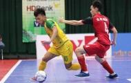 Lượt 13 giải futsal VĐQG - S*S.KH giành trọn 3 điểm; Đà Nẵng chật vật thắng Cao Bằng