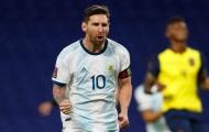 Messi 'thông nòng', tiếp tục mơ World Cup cùng ĐT Argentina