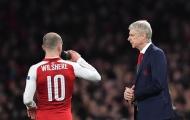 'Cựu thần đồng' Arsenal: 'Tôi vẫn luôn hỏi xin lời khuyên của thầy Wenger'