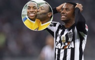 'Truyền nhân chết yểu của Pele' trở lại khoác áo Santos