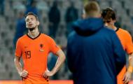 Mất Depay, Hà Lan có trận thứ 2 tệ hại dưới thời De Boer