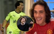 Diego Forlan nói 1 câu về 2 tân binh người Uruguay của Man Utd