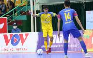 Lượt 14 giải futsal VĐQG - Trọng Luân lập hat-trick, SS.KH duy trì ngôi nhì bảng