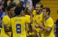 Làm việc tốt ở Arsenal, Arteta được 'Lord' khen ngợi