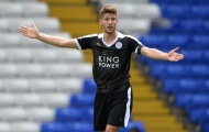 'Hàng hớ' bị Leicester bán 10 triệu bảng giờ đã ghi 13 bàn sau 5 trận