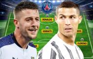 Siêu đội hình của PSG nếu sở hữu thành công Ronaldo