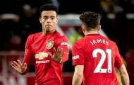 Không có Martial, Cavani, phương án nào cho hàng công Man Utd?