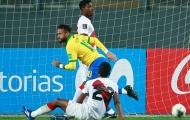 Neymar lập hat-trick, Brazil lội ngược dòng trong thế hơn 2 người