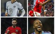 Top 10 ngôi sao đắt giá nhất Premier League: 'Bom tấn' Chelsea góp mặt, niềm tự hào Man Utd ở đâu?