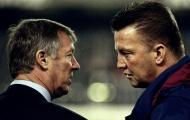 5 trận mở màn Champions League ấn tượng nhất của M.U: Màn đấu trí giữa Sir Alex và Van Gaal