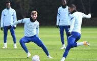 'Tân binh xui xẻo' lả lướt trên sân tập Chelsea, Kepa chờ thời