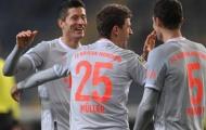 Muller - Lewandowski thay nhau bắn phá, Bayern đè bẹp đối thủ trên sân khách