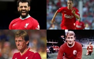Những kỷ lục gia đạt cột mốc 100 bàn nhanh nhất cho Liverpool: Owen góp mặt, Salah thứ 3