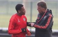 Schneiderlin: 'Martial đá tốt là nhờ không hiểu gì Van Gaal nói'