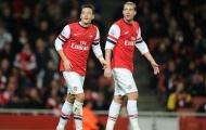 Sau Wenger, thêm một cái tên tiếc nuối khi Ozil trở thành 'cục nợ'