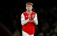 'Chúng tôi muốn mượn cậu ấy nhưng bị Arsenal từ chối'