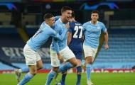 Tân binh lại lập công, Man City ngược dòng đánh bại Porto