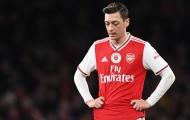 Xuất hiện CLB Premier League sẵn sàng giải cứu Ozil vào tháng Giêng