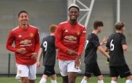 Tân binh trẻ lập cú đúp, Man Utd hạ đối thủ với tỷ số 4-0