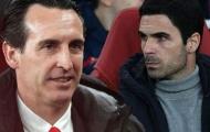 38 trận đầu dẫn dắt Arsenal, Emery hơn Arteta những mặt nào?
