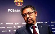 Bartomeu từ chức, sao Barca tuyên bố 1 lời