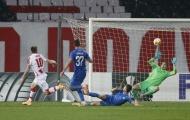 Thua đau ở Europa League, thủ thành Việt kiều nói: 'Chúng tôi như đội sinh viên'