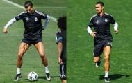 Chiêm ngưỡng 10 cặp đùi khủng nhất làng túc cầu: Ronaldo chỉ xếp thứ 3!