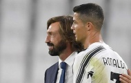 Ronaldo bình phục, Pirlo chốt hạ khả năng ra sân ở trận gặp Spezia