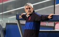 """Quique Setien: """"Barca quyết định loại bỏ tôi trước cả trận đấu với Bayern"""""""