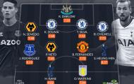 Đội hình tiêu biểu EPL tháng 10: Liverpool 'mất tích', Man Utd vẫn có đại diện
