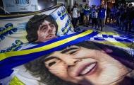 Maradona phẫu thuật thành công, fan ăn mừng như vô địch