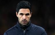 HLV Arteta xác nhận cái tên đầu tiên phải rời Arsenal vào tháng Giêng