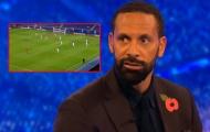 Rio Ferdinand điên tiết, chỉ ra sai lầm ở bàn thua đầu tiên của Man Utd trận Istanbul
