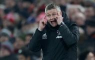 Solskjaer biện minh việc Man Utd để Demba Ba thoải mái ghi bàn