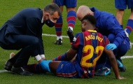 Mất Fati đến 5 tháng, kế hoạch chuyển nhượng Barcelona phải thay đổi