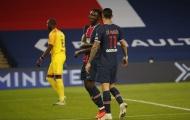 Vắng Neymar và Mbappe, PSG thắng nhàn Rennais nhờ 'kép phụ'