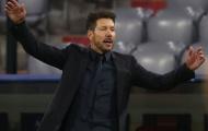 'Phát kiến' của Simeone sánh ngang với Messi