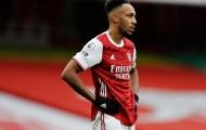 Aubameyang lập cột mốc 'thảm họa' trong ngày Arsenal thất thủ