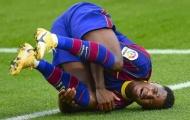 Thần đồng Ansu Fati chấn thương, Tây Ban Nha gọi 'quái thú' thay thế