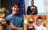 Xếp hạng 10 'Cậu bé vàng' có sự nghiệp thành công nhất