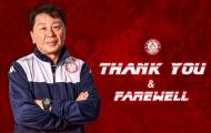 CHÍNH THỨC: HLV Chung Hae-soung chia tay CLB TP.HCM sau 2 mùa giải