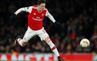 'Thiên thời địa lợi', ngày Mesut Ozil trỗi dậy đã tới?