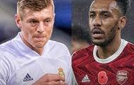 Aubameyang cãi lộn Kroos, Ozil nói thẳng 1 câu