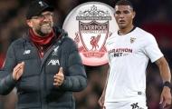 Liverpool với 5 trung vệ đáng mua nhất vào tháng Giêng