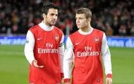 Fabregas: 'Cậu ấy là cầu thủ tài năng bậc nhất tôi từng sát cánh ở Arsenal'