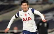 Son Heung-min bất ngờ báo tin cực xấu cho Mourinho