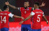 Vidal lập siêu phẩm 25m, Chile thắng nhẹ nhàng Peru trên sân nhà