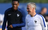 HLV ĐT Pháp nói thẳng về màn trình diễn của Anthony Martial tại Man Utd