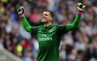 'Khi còn ở Arsenal cậu ấy mắc một số sai lầm nhưng giờ đã rất ổn định'